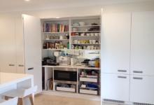 New kitchen installation Linfield.